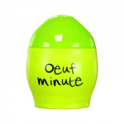Cuit-Oeuf Micro-Ondes Oeuf Minute Vert
