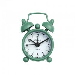 Mini Réveil Analogique avec Alarme Vert