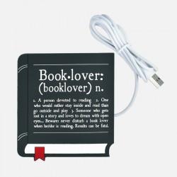 Chauffe-tasses USB Booklover