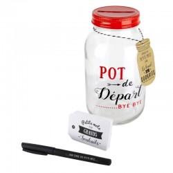 Bocal à Souhaits Pot de Départ