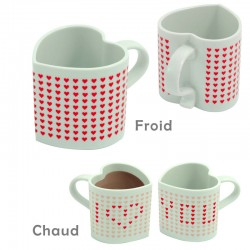 Love Mug Thermoréactif I Love You