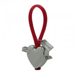 Porte-clés Porte-bonheur Coeur
