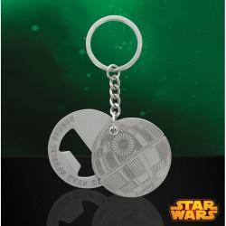 Porte-clés Décapsuleur Etoile de la Mort Star Wars