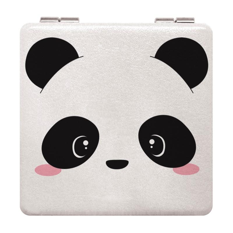 Miroir de poche Panda