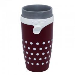 Mug étanche et isotherme Twizz Julie 35cl - Néolid