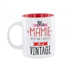 Mug en Céramique Mamie Vintage