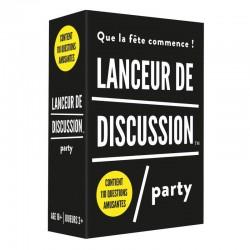 Lanceur de Discussion - Party