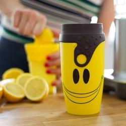 Mug étanche et isotherme Twizz Smile 35cl - Néolid