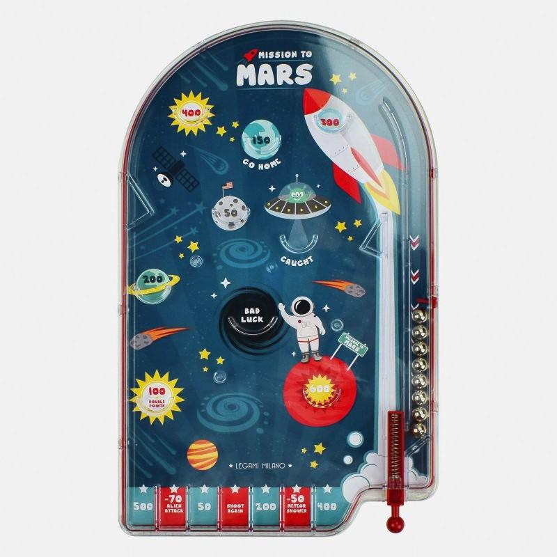 Mini Flipper - Mission To Mars