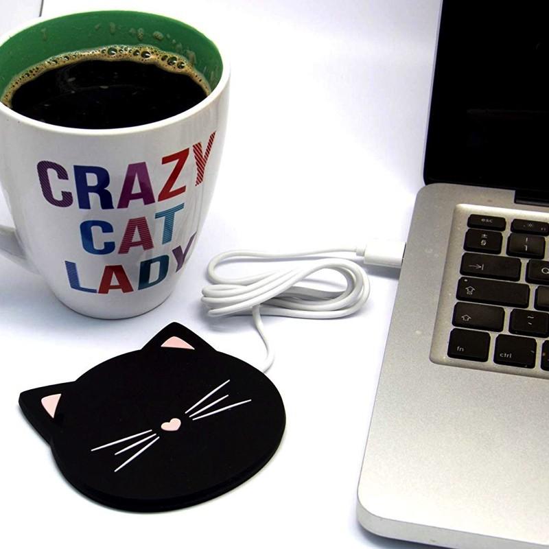 Chauffe-tasses USB Chat