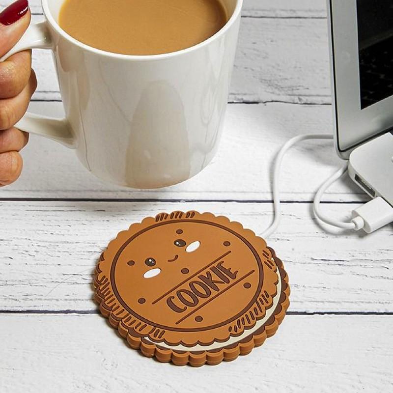 Chauffe-tasses USB Cookie