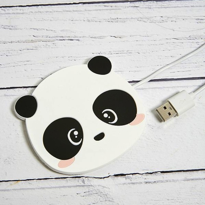 Chauffe-tasses USB Panda