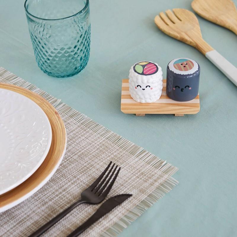 Set Sel et Poivre Sushi - Mr Wonderful