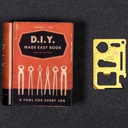 Mini Boite Livre Kit Multi-Outils