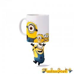 Mug en Céramique Les Minions - La Bande des Minions
