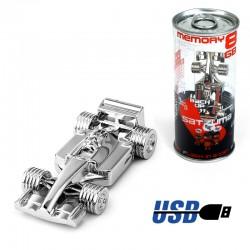Clé USB 8 Gb en Métal - Formule 1