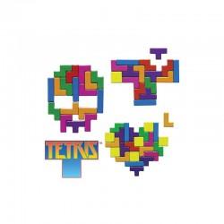 49 Aimants pour Frigo Tetris
