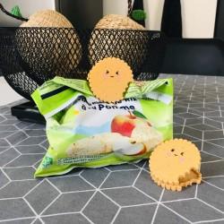Clips de fermeture pour sachets Cookie - Set de 4