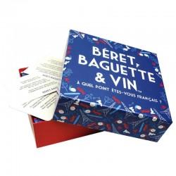 Béret, Baguette & Vin