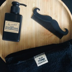 Coffret Soin Homme 3 Pièces - Les Essentiels pour Gentleman