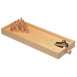 Bowling de Table en bois