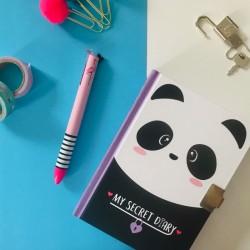 Mon Journal Intime Panda