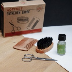 Coffret Entretien Barbe - Label Barbe