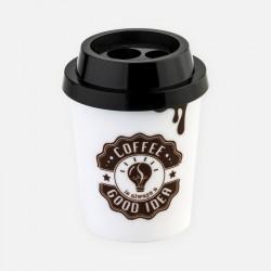 Taille-crayon Tasse de Café