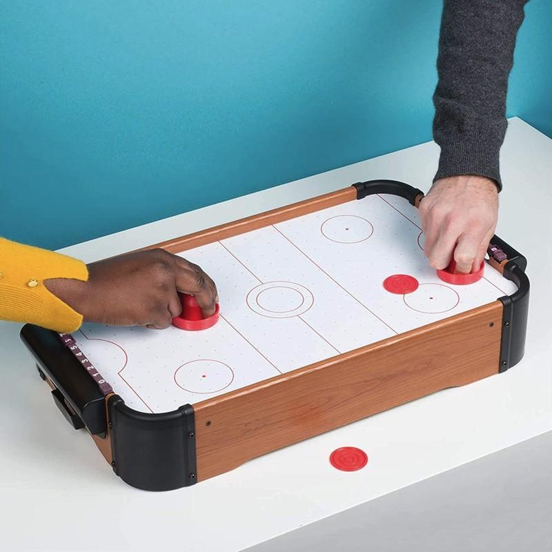 Jeu Hockey de Table en Bois