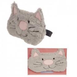 Masque pour les Yeux Chat