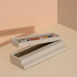 Rangement pour Crayons en Béton Scala