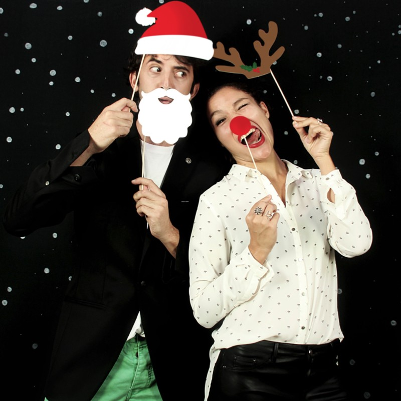 Photobooth Noël