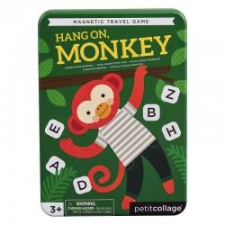 Jeu de Voyage Magnétique Pendu - Hang On Monkey