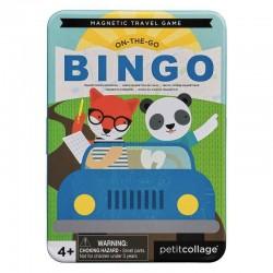 Jeu de Voyage Magnétique Bingo