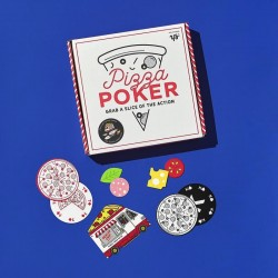 Jeu Pizza Poker