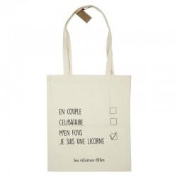 Tote Bag - Je Suis Une Licorne