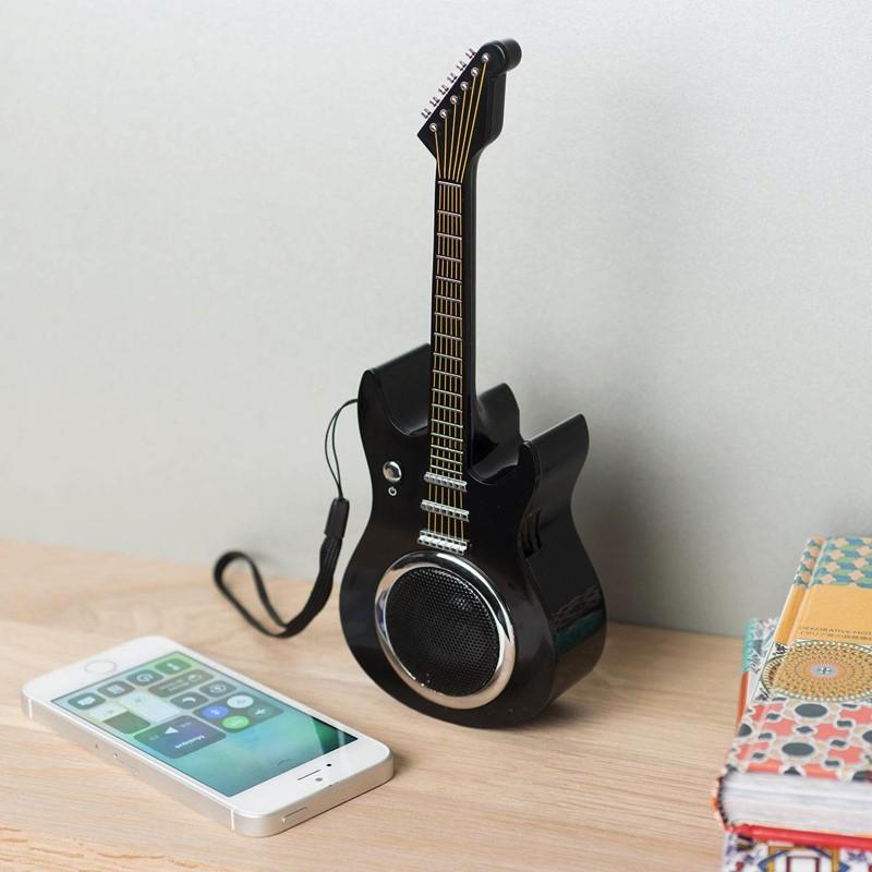 Enceinte Bluetooth Guitare