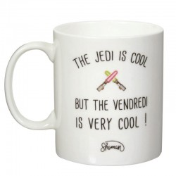 Mug The Jedi Is Cool