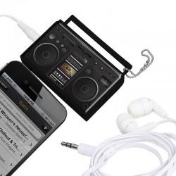 Doubleur d'écouteurs Jack Radio - Boombox