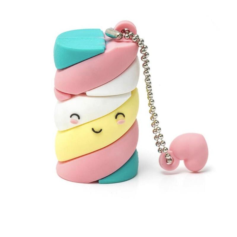 Clé USB 16 Go - Marshmallow