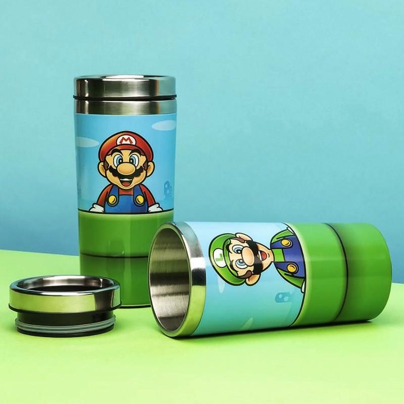 Mug Isotherme Super Mario