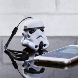 Mini Enceinte Bluetooth Stormtrooper - Star Wars