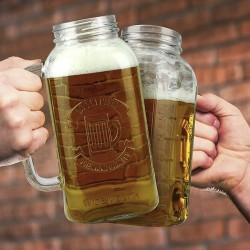 Maxi Chope à Bière en Verre