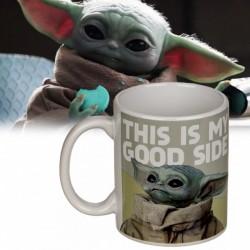 Mug en Céramique The Mandalorian - My Good Side