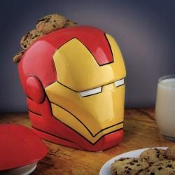 Boîte à Gateaux en Céramique - Iron Man