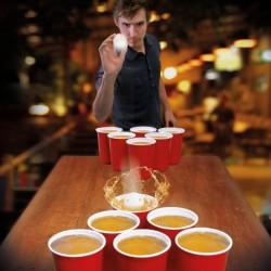 Jeu à Boire Bière Pong