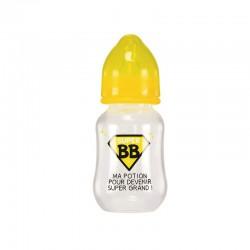 Biberon 150 ml Superbébé Jaune