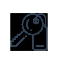 Porte-clés originaux et pas cher - Idée de cadeau