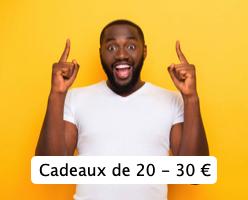 Toutes nos idées cadeaux entre 20 et 30 euros