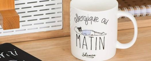 Idées cadeaux tasses et mugs